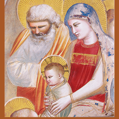 Stendardi Anno Liturgico della serie Giotto